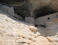 [Gila Cliff Dwellings Image]